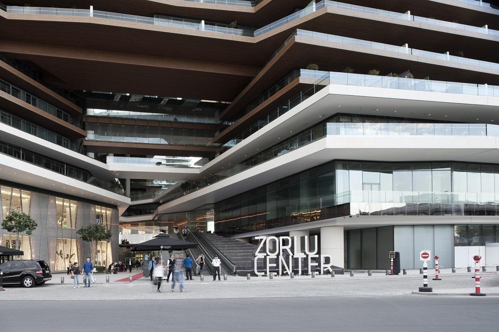 مرکز خرید زورلو استانبول