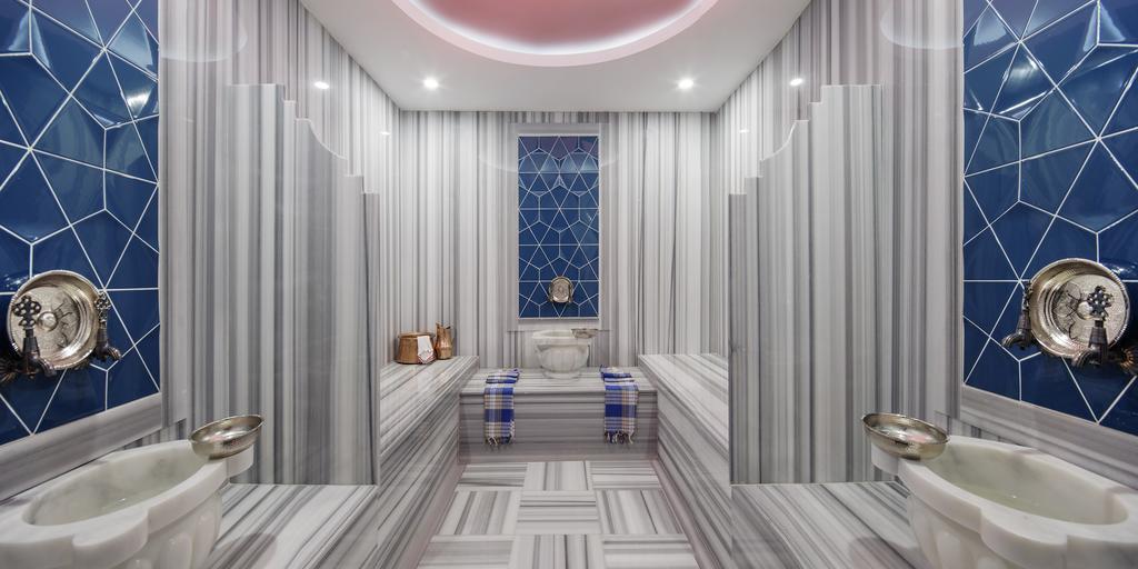 باشگاه سلامت هتل آیکون استانبول: