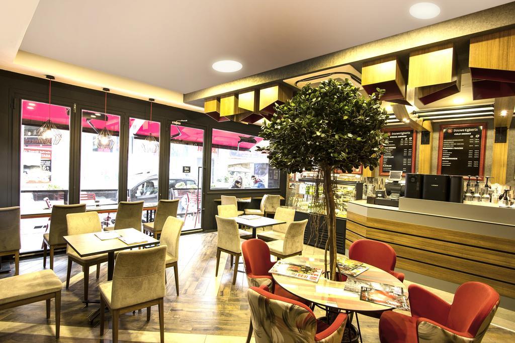 رستوران ها و امکانات رفاهی هتل آوانته گارد استانبول