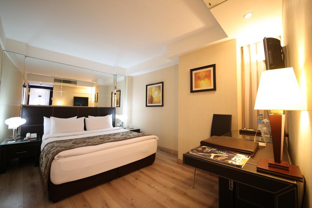 اتاق های هتل کارتون استانبول