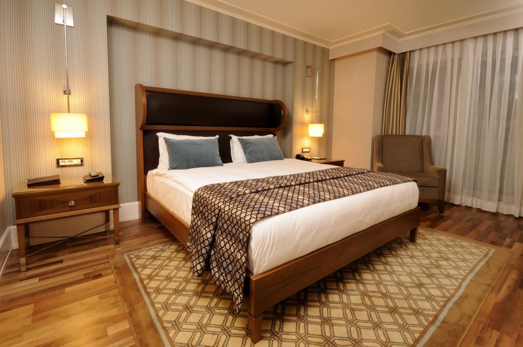 اتاق های هتل تیتانیک استانبول