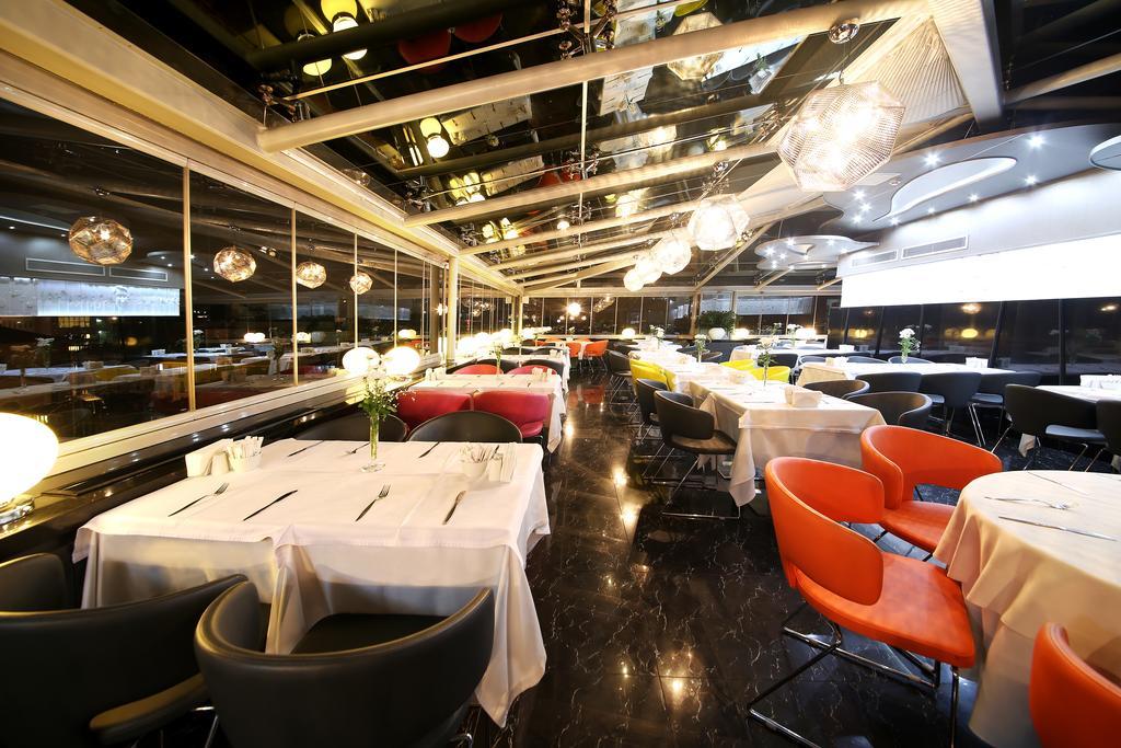 رستوران ها و امکانات رفاهی هتل کارتون استانبول