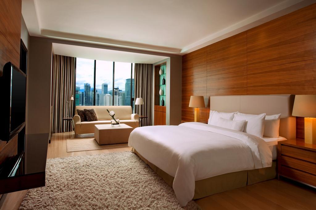 اتاق های هتل وستین کوالالامپور مالزی