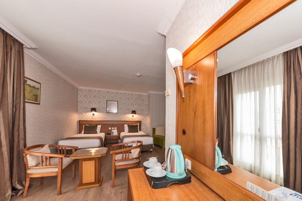 اتاق های هتل لیون استانبول