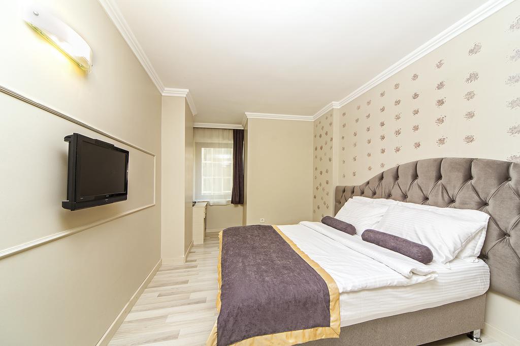 اتاق های هتل کروانسرای استانبول