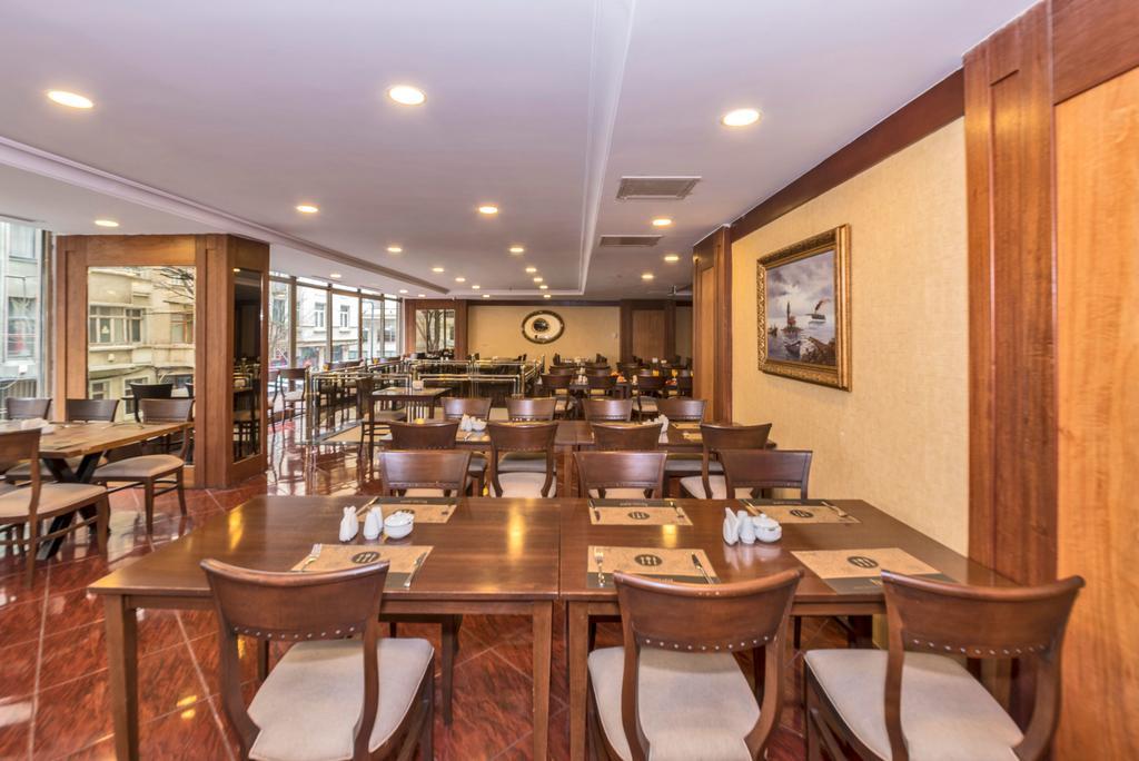 امکانات رفاهی و رستوران های هتل لیون استانبول