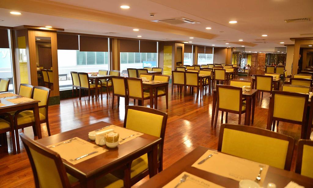 رستوران ها و امکانات رفاهی هتل گرین پارک تکسیم