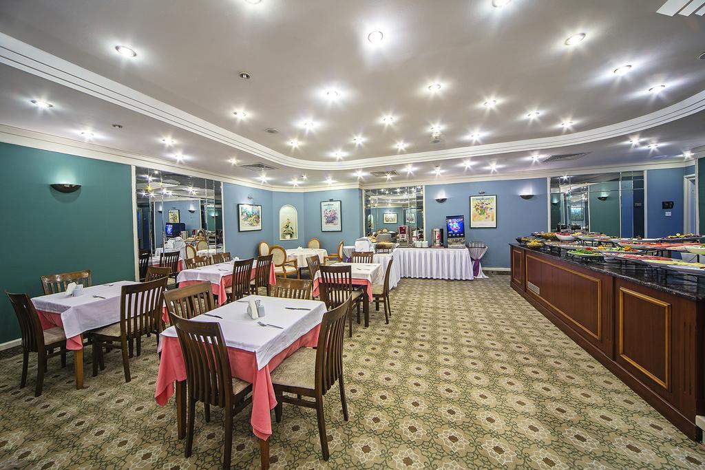 رستوران ها و امکانات رفاهی هتل کروانسرای استانبول