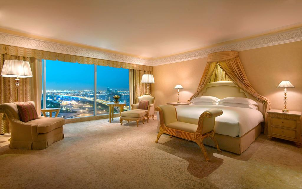اتاق های هتل گرند حیات دبی