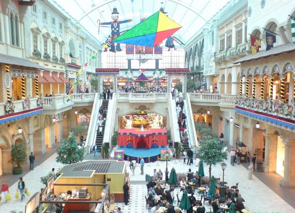 ساعات کاری قسمت های مختلف مرکز خرید مرکاتو دبی
