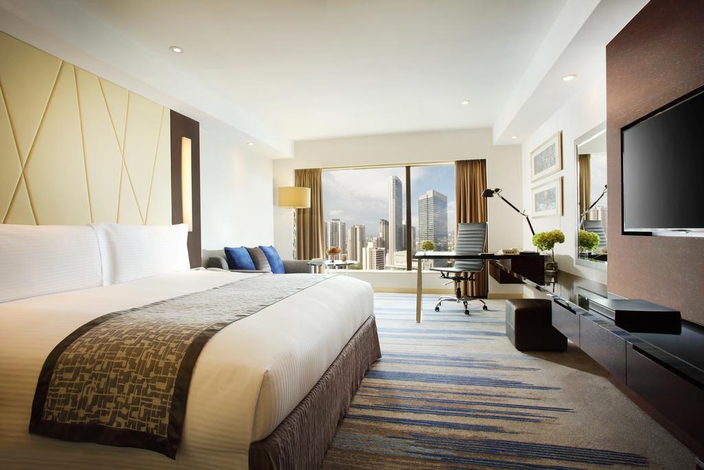 اتاق های هتل اینترکنتیننتال مالزی