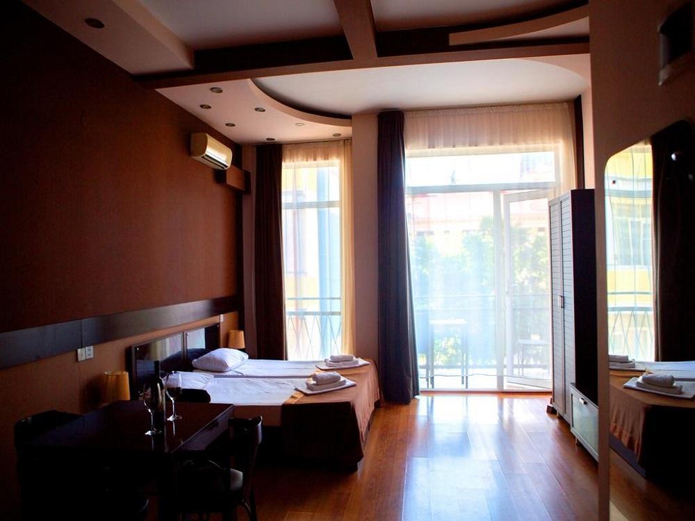 اتاق های هتل ام جی زوربی باتومی