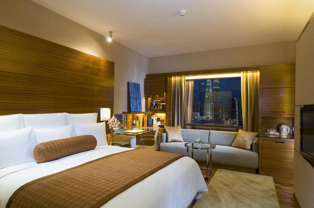 اتاق های هتل رنسانس کوالالامپور مالزی