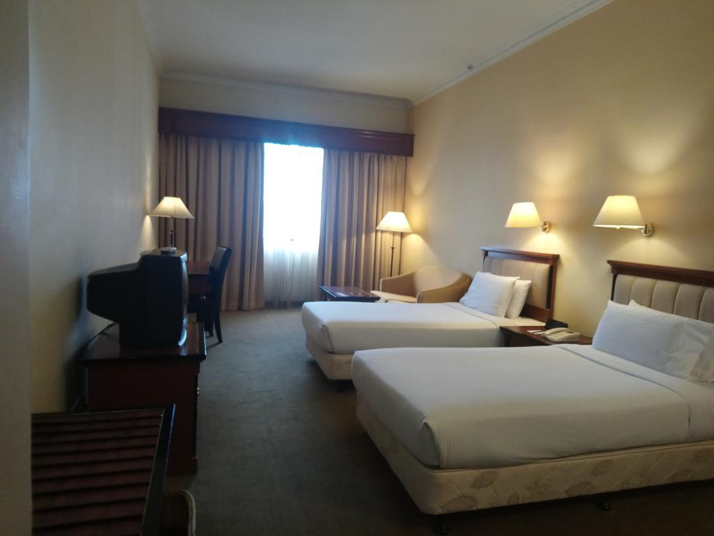 اتاق های هتل داینستی  کوالالامپور مالزی