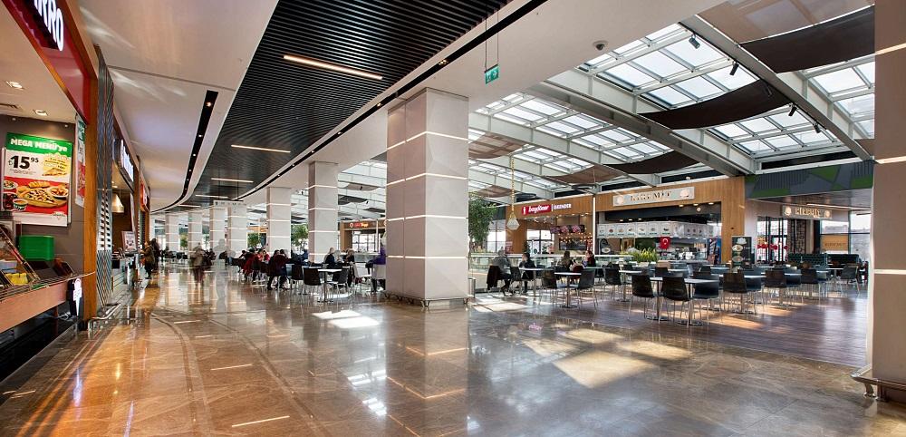 امکانات و خدمات رفاهی مرکز خرید آکسیس استانبول