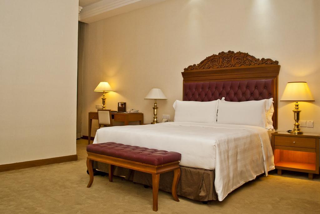 اتاق های هتل رویال چولان کوالالامپور مالزی