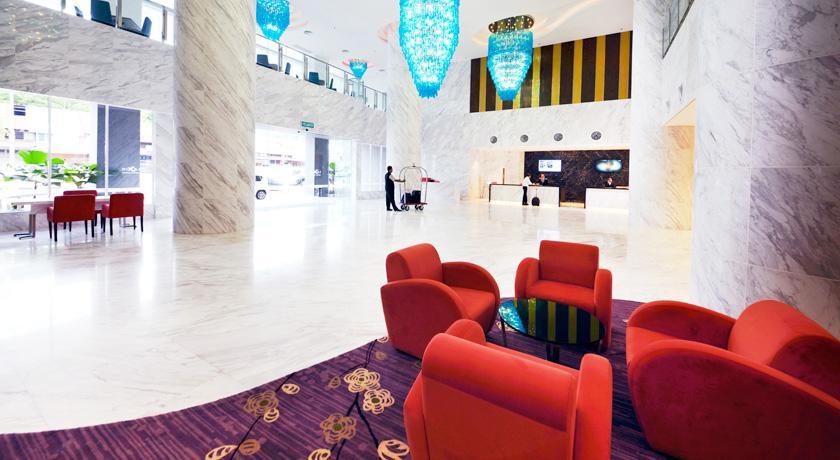 هتل لکسیس سوئیت پنانگ