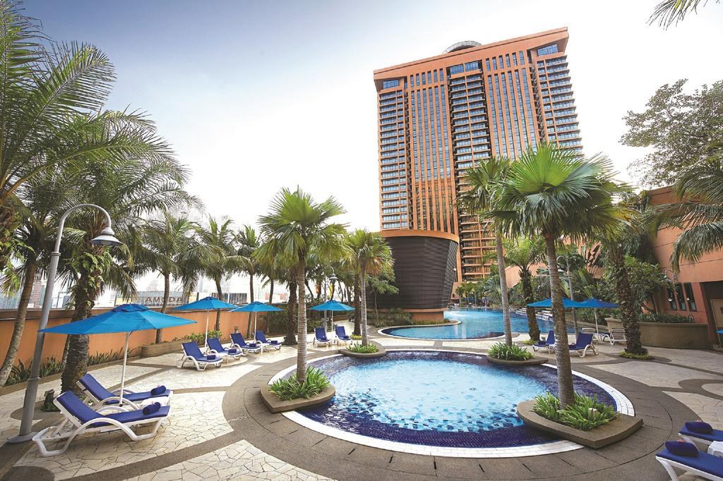 رستوران ها و امکانات رفاهی هتل برجایا تایمز اسکوئر ، کوالالامپور مالزی