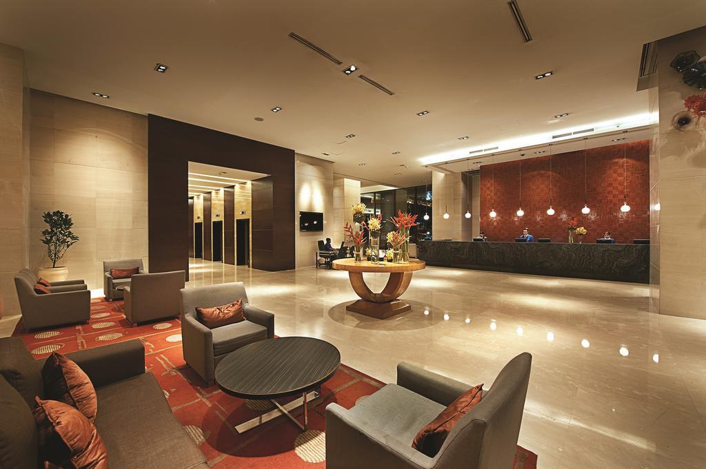هتل برجایا تایمز اسکوئر ، کوالالامپور مالزی