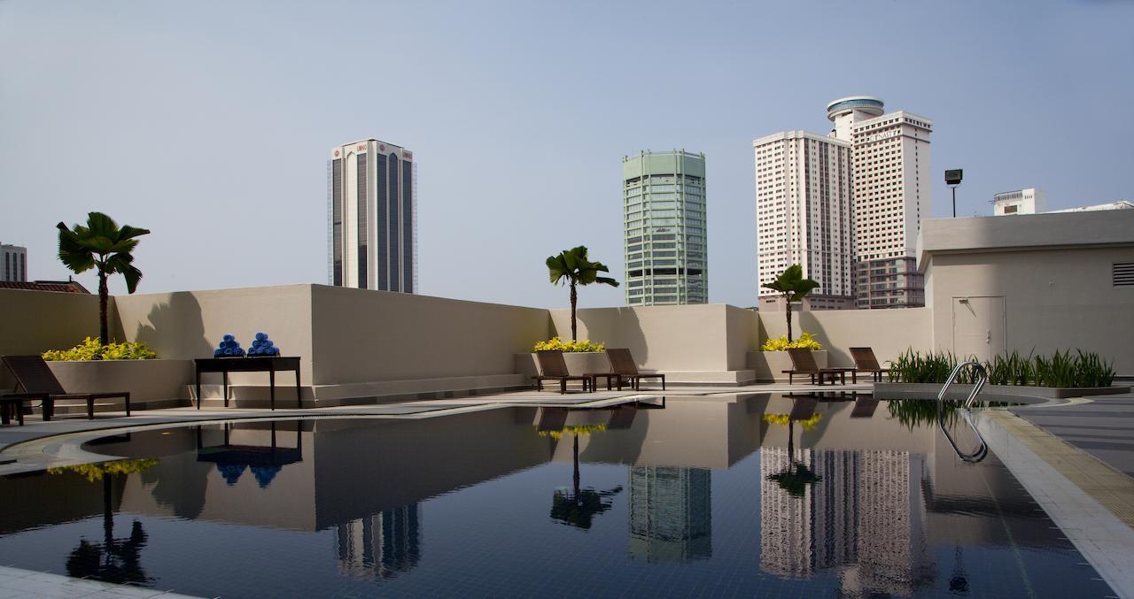 رستوران ها و امکانات رفاهی هتل ویستانا کوالالامپور