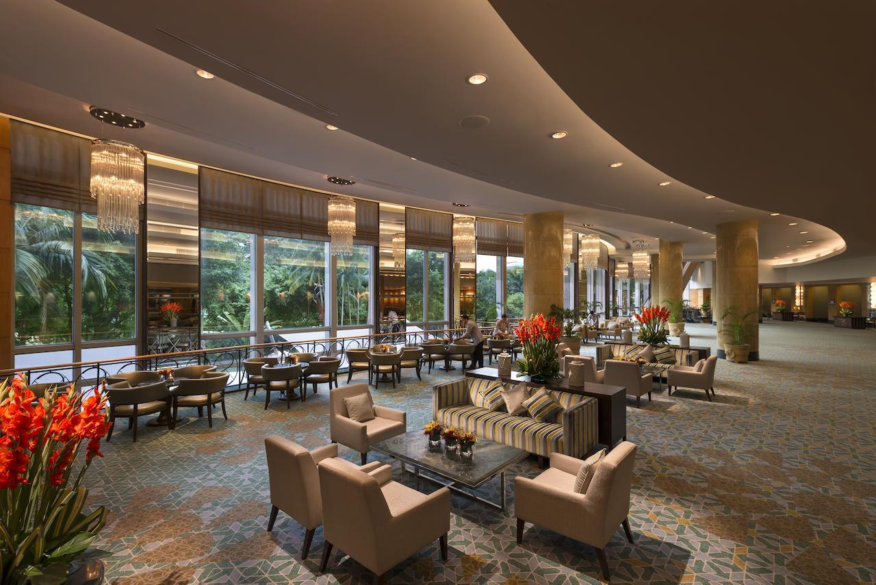 رستوران ها و امکانات رفاهی هتل مندرین اورینتال کوالالامپور