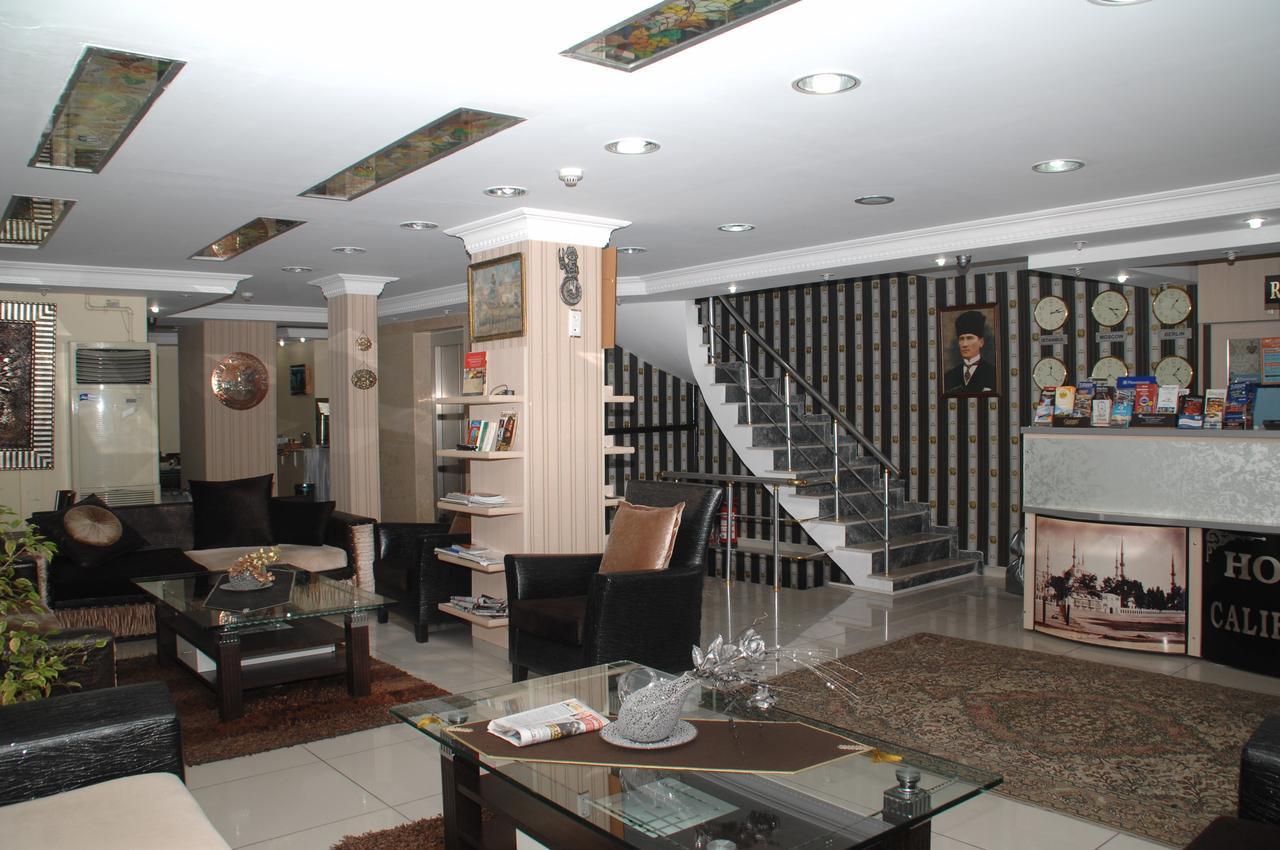 امکانات رفاهی و رستوران های هتل کالیفرنیا استانبول