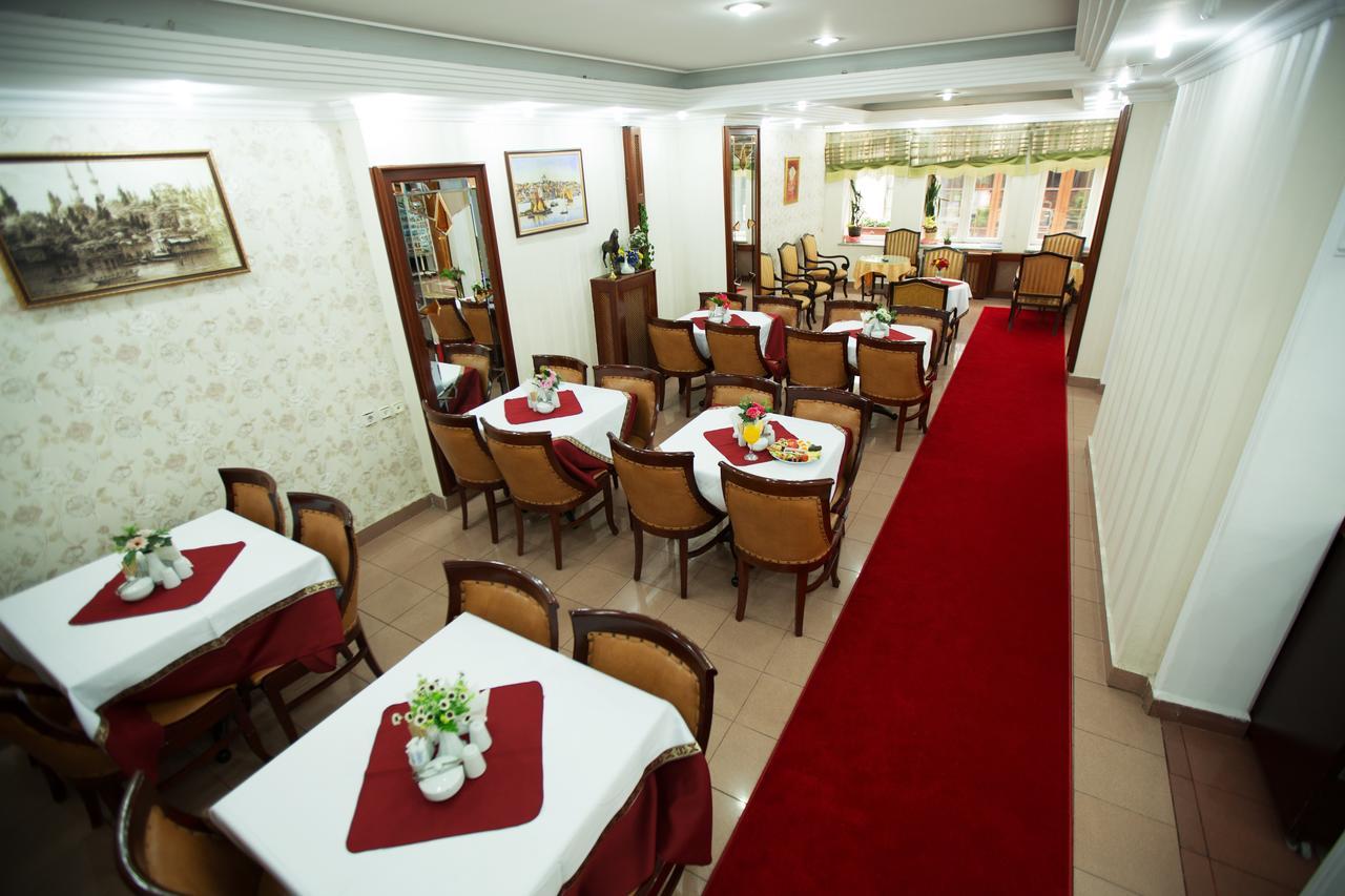 امکانات رفاهی و رستوران های هتل ایماک استانبول