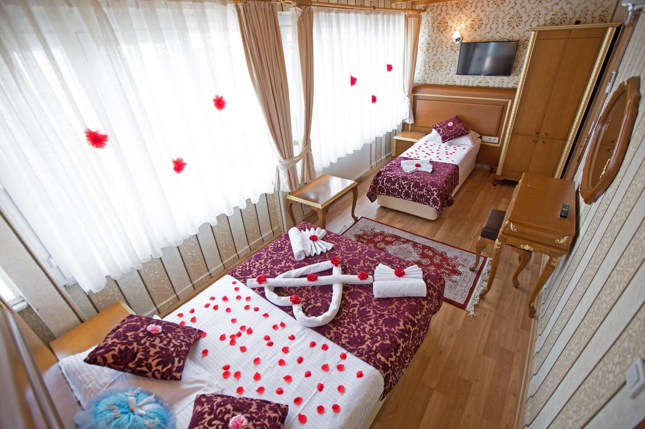 اتاق های هتل ایماک استانبول