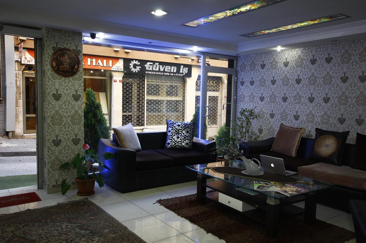 هتل کالیفرنیا استانبول