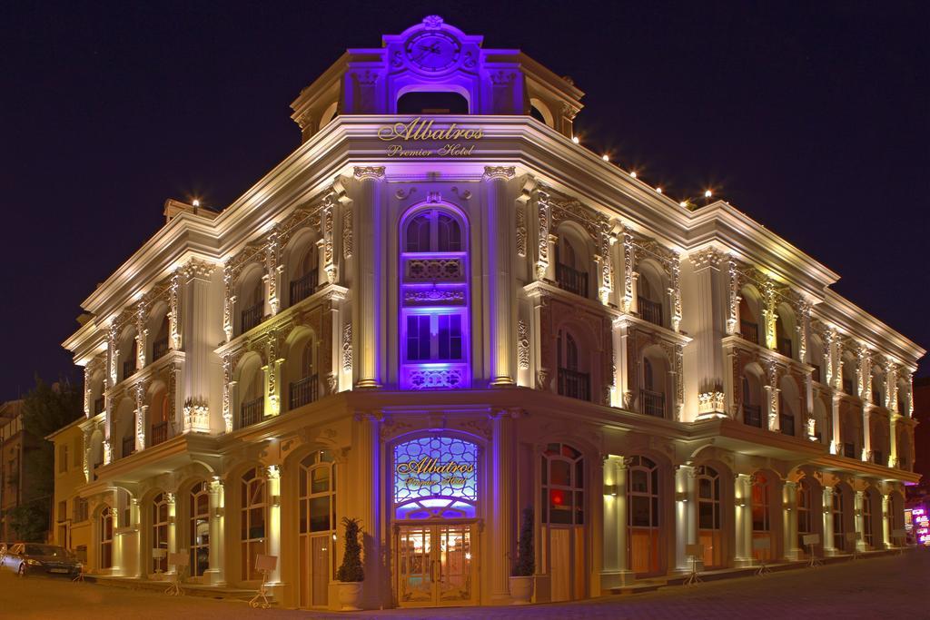 هتل آلباتروس استانبول