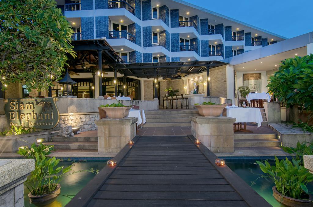 هتل سیام بای شور پاتایا