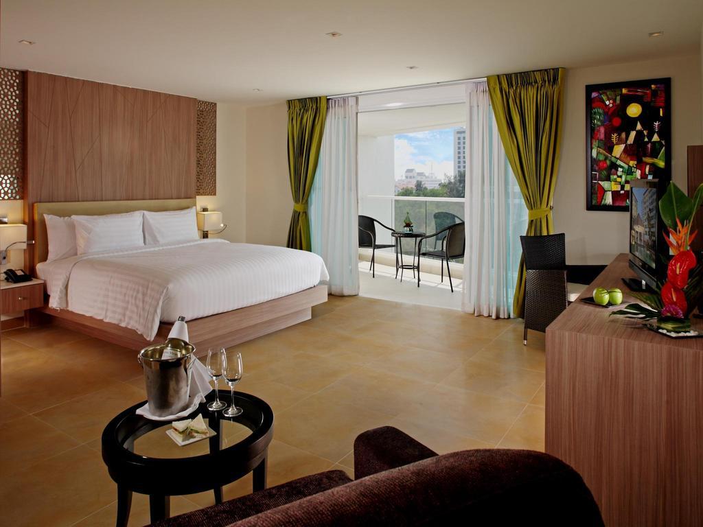 اتاق های هتل سنتارا پاتایا