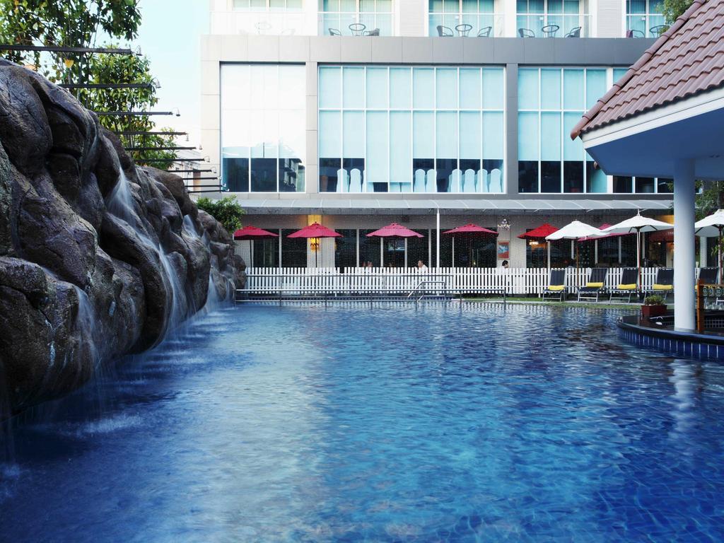 امکانات رفاهی و رستوران های هتل سنتارا پاتایا