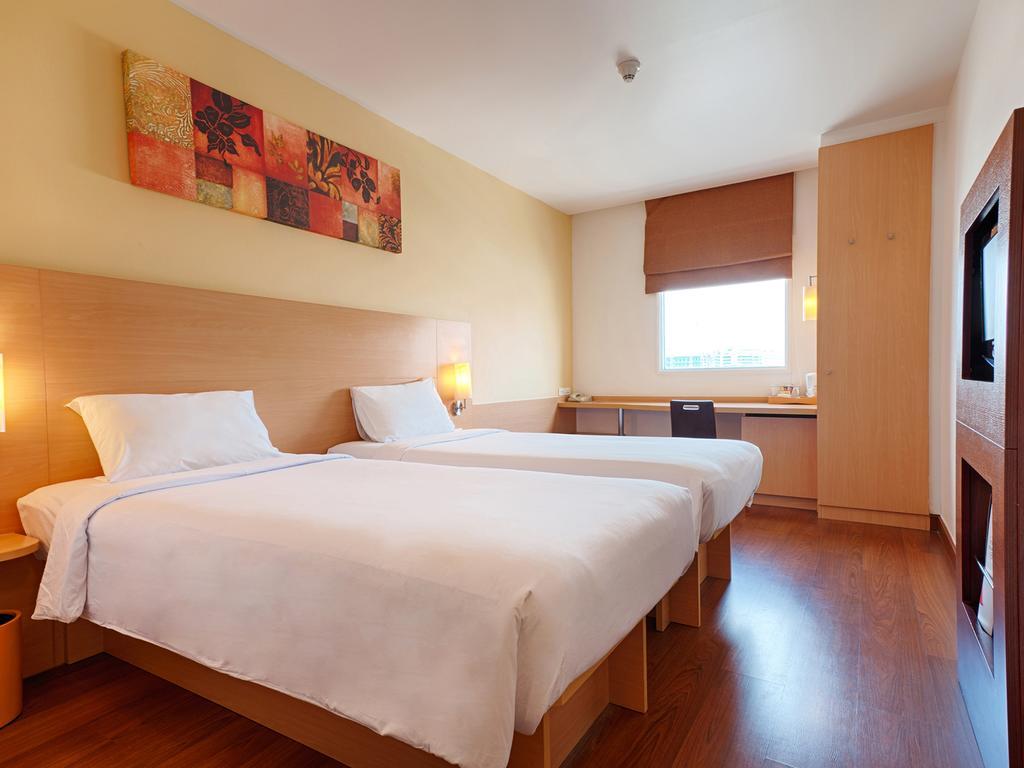 اتاق های هتل ایبیس پاتایا