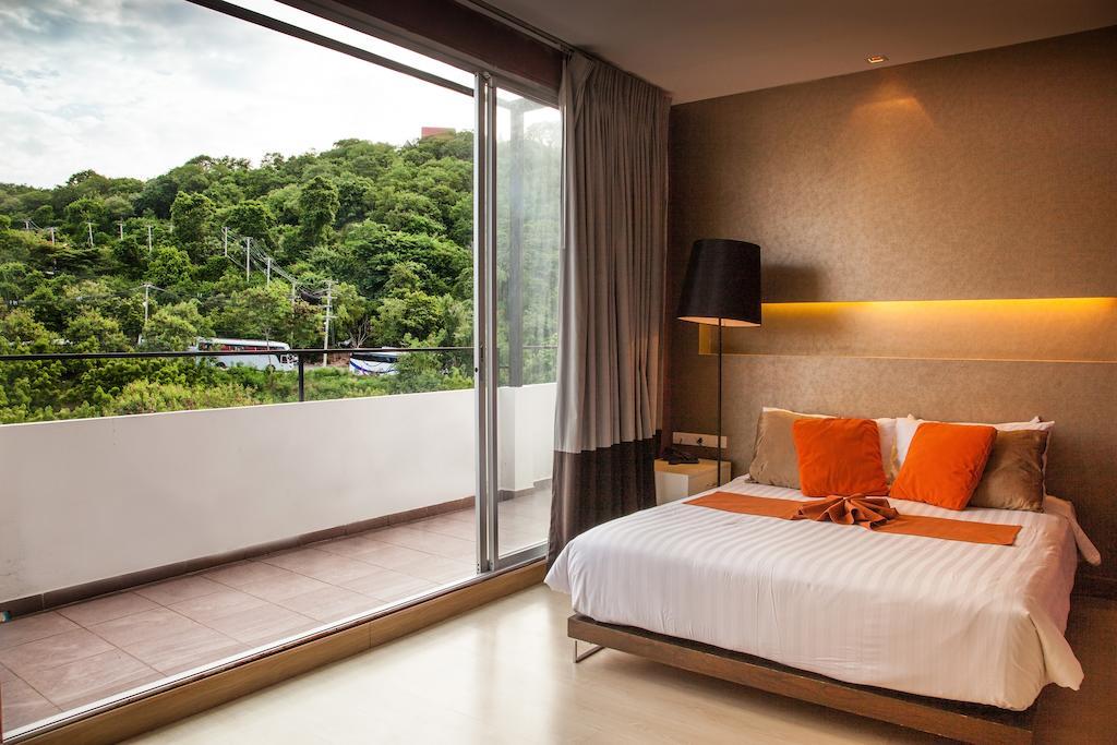 اتاق های هتل مانیتا بوتیک پاتایا