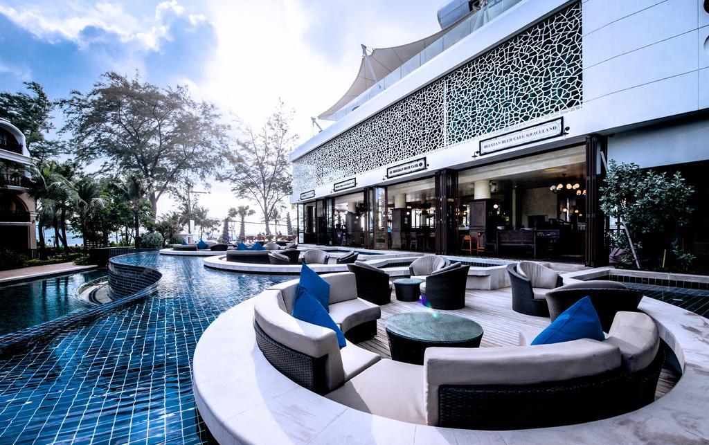 امکانات رفاهی و رستوران های هتل پوکت گریسلند تایلند