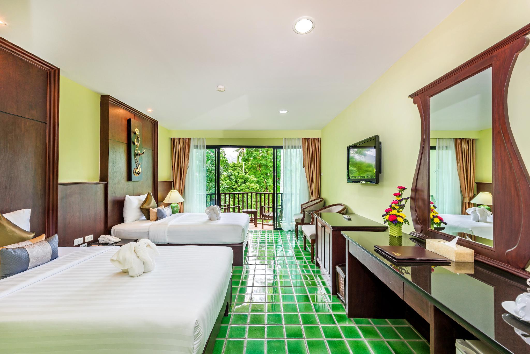 اتاق های هتل دوانجیت ریزورت پوکت تایلند