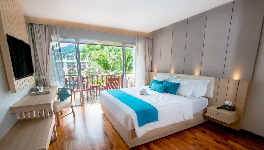 اتاق های هتل پوکت گریسلند تایلند