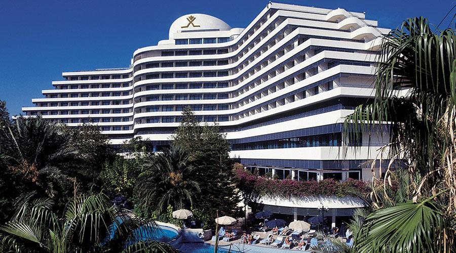 هتل ریکسوس