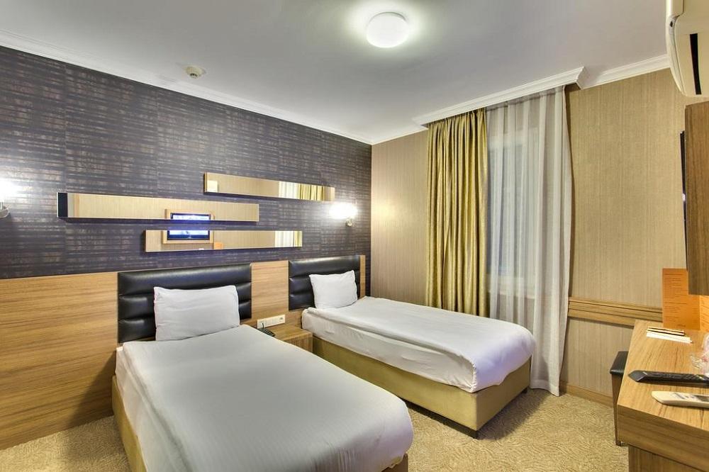 هتل آنترویال آنتالیا