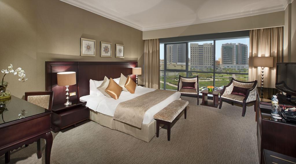اتاق های هتل سیتی سیزن دبی