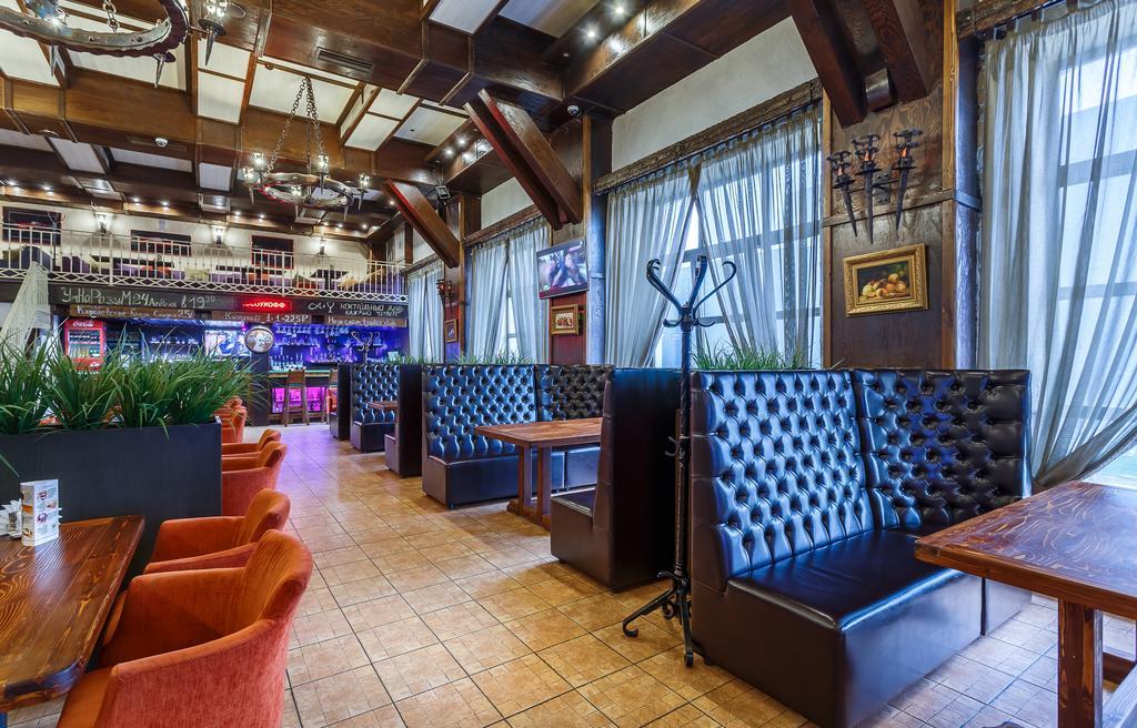 رستوران ها و امکانات رفاهی هتل الیو باتومی