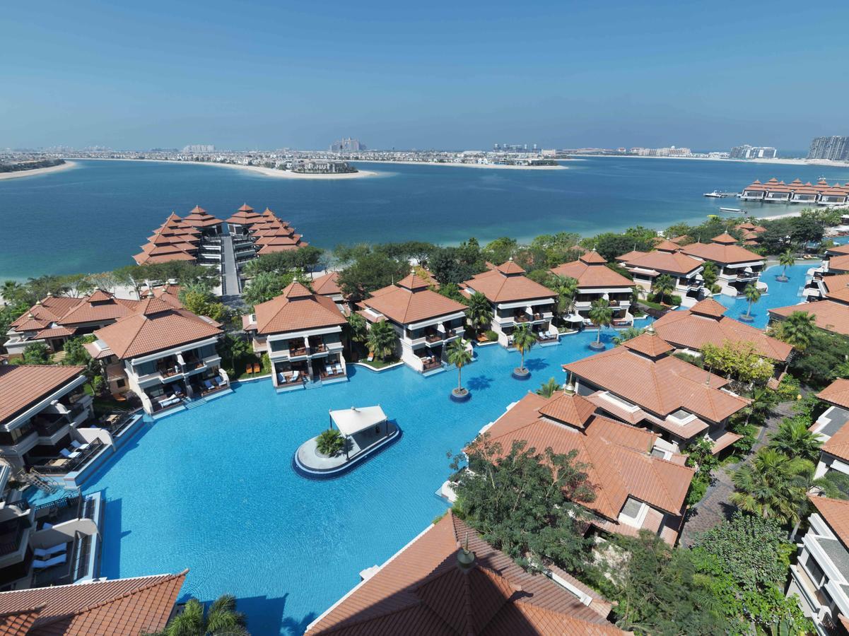 رستوران ها و امکانات رفاهی هتل آنانتارا د پالم دبی