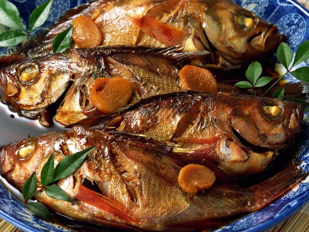 ماهی و میگو
