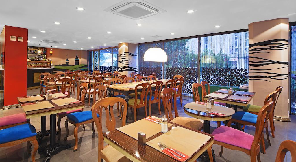 رستوران ها و امکانات رفاهی هتل آل سیزن استانبول