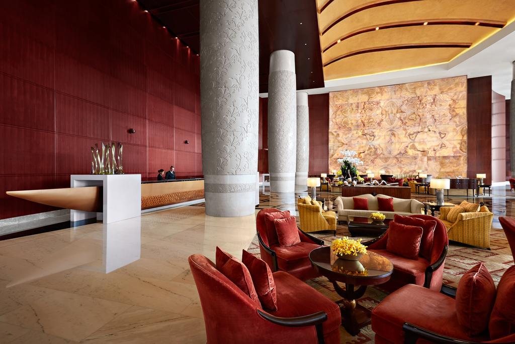 هتل کنراد دبی