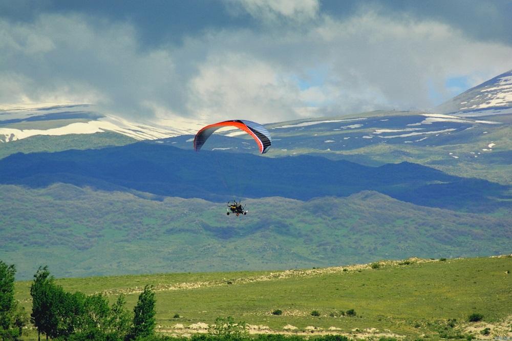 پاراگلایدر در ارمنستان