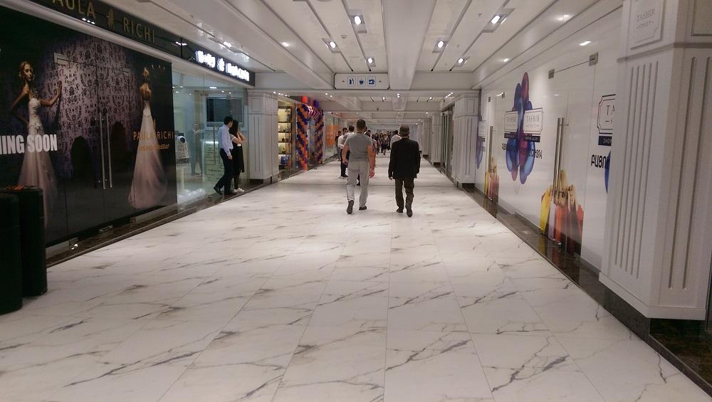 مرکز خرید تاشیر ایروان ارمنستان