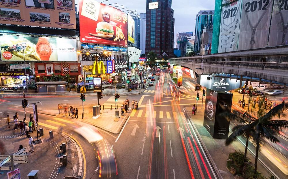 خیابان بوکیت بینتانگ کوالالامپور