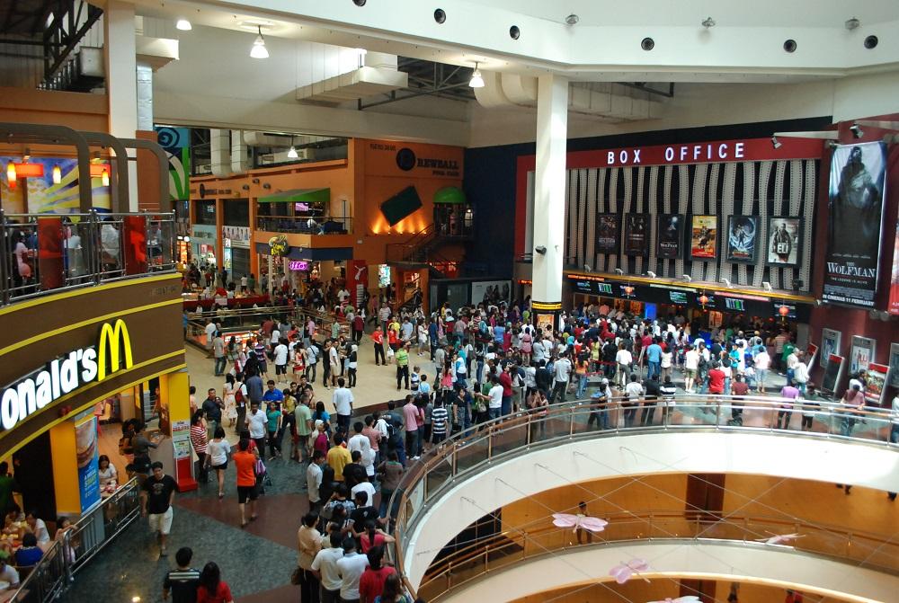 مرکز خرید میدوالی کوالالامپور